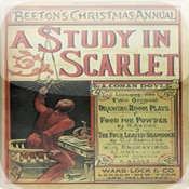 A Study in Scarlet, by Arthur Conan Doyle actiongirl 2