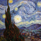 ART Wallpapers - Paintings by Van Gogh, Da Vinci, Monet, Klimt, Renoir, Rembrandt