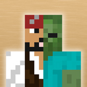 Minecraft Skins Pro: Pirates & Zombies