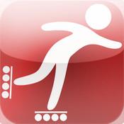 iSkate - GPS skating computer for inline and roller skates