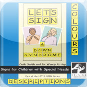 3 LET`S SIGN for Special Needs - Colours and Descriptions