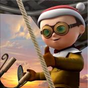 Flight Training - Elf on the Shelf-Christmas Game