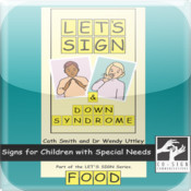 4 LET`S SIGN for Special Needs - Food special