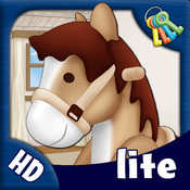 Word Book and Puzzle Box HD Lite: Children Learn Phonics, Spelling and Improve Observational Skills
