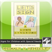 5 LET`S SIGN for Special Needs - Animals and Vehicles