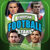 EUROPEAN FOOTBALL STARS TOP TRUMPS