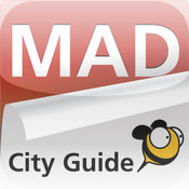 "Madrid ""At a Glance"" City Guide"