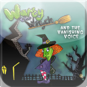 audiobooks on iphone warty the witch and the vanishing voice 1 2 app for 2746