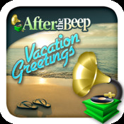 Vacation Greetings - After the Beep! cell phone carrier reviews