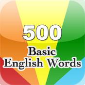 English Baby: 500 Basic English Words