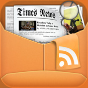 GoReader for iPhone/iPad (RSS Reader with Google Reader™ full support) reader for