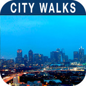 Dallas Walking Tours and Map