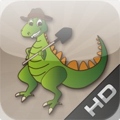 Dinosaur Dig for Toddlers (HD)