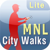 Manila Map and Walking Tours manila standard