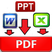 Office To PDF (Download , Store , View and Convert Microsoft Office Docuemnts to PDF ) office microsoft