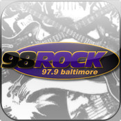 Baltimore`s Rock Radio 98 Rock / WIYY 97.9 FM