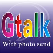 Gtalk (Google Talk) with Photo Send