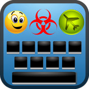 Keyboard Pro+ : 1500+ New Symbols, Special Characters and Emoji ! unicode icons hd special symbols