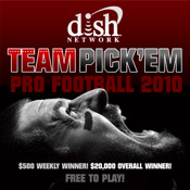 Dish Network NFL Team Pick`Em Sweepstakes 2010 dicomdir