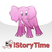 iStoryTime Kids Books - Binky the Pink Elephant