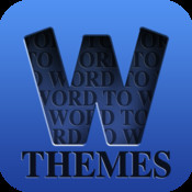 Word to Word Themes - A fun word matching and association game recovery for word