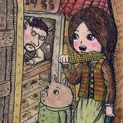 KURUMI the magical girl (Japanese)
