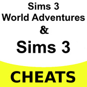 Sims 3 World Adventures & Sims 3 Cheats (Combo Pack)