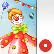 Toddler`s Seek & Find: At the Circus. An interactive activity storybook.