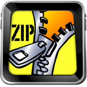 iZip File Manager HD for iPad