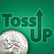 Toss-Up FREE - 3D Coin Flipping