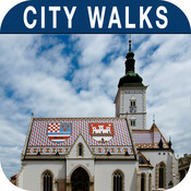 Zagreb Walking Tours and Map