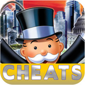 CHEATS for the MONOPOLY® game