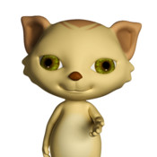 A Talking Baby Cat for iPhone - The Talking Apps & Games- MERRY CHRISTMAS