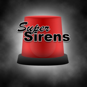 Super Sirens - Police And Fire Truck Siren !