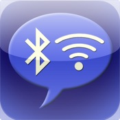 Wireless Chat - Chat over WiFi and Bluetooth vid chat