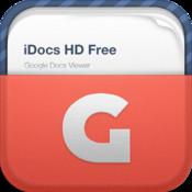 iDocs HD Free for Google Docs™