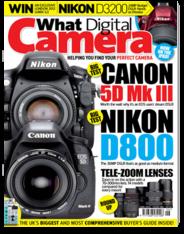 What Digital Camera Magazine hp 715 digital camera