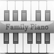 Family Piano - Let`s play the piano!