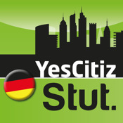 YesCitiz Stuttgart for iPad