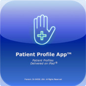 Patient Profile Application for iPad