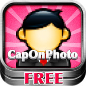 Caption On Photo Free! - Camera app to put text effect on photo