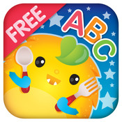 Learn ABC;It`s Munch Time Free time munch time