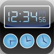 Clocks - Multi Time Zone Alarm Clock