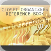 Closet Organizers Reference Book organized