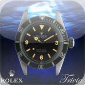 Rolex Trivia - Sports Edition
