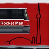 Rocket Man TTC Streetcar Bus schedules