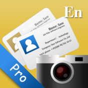 SamCard - business card reader & business card scanner & cardscan business card builder