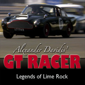 Legends of Lime Rock by GT Racer lime based plaster