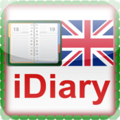 iDiary - Học tiếng Anh qua Nhật ký song ngữ Anh Việt - Learning English by writing Diary - ( Easier to study English with English Vietnamese Dictionary - English English Dictionary - Vietnamese English Dictionary Inside )