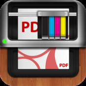 Virtual PDF Printer for iPad